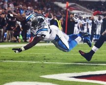Mike Tolbert Carolina Panthers LIMITED STOCK SATIN 8X10 Photo