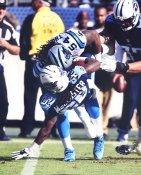 Shaq Thompson Carolina Panthers LIMITED STOCK SATIN 8X10 Photo