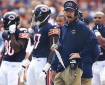 Marc Trestman Chicago Bears LIMITED STOCK 8X10 Photo