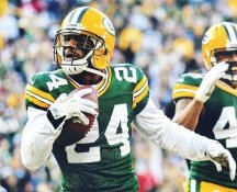 Jarrett Bush Green Bay Packers LIMITED STOCK 8X10 Photo