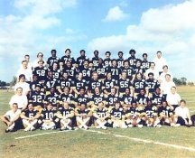 Steelers 1976 Pittsburgh Steelers Super Bowl 10 Champions LIMITED STOCK 8x10 Photo