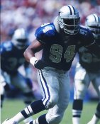 Charles Haley Dallas Cowboys LIMITED STOCK SATIN 8X10 Photo