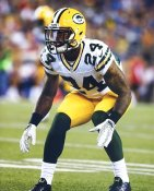 Quentin Rollins Green Bay Packers LIMITED STOCK SATIN 8X10 Photo