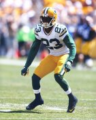 Damarious Randall Green Bay Packers LIMITED STOCK SATIN 8X10 Photo