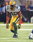Andy Mulumba Green Bay Packers LIMITED STOCK 8X10 Photo
