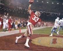 Roger Craig San Francisco 49ers LIMITED STOCK SATIN 8X10 Photo