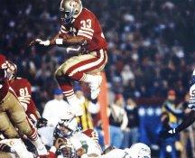Roger Craig San Francisco 49ers LIMITED STOCK SATIN 8X10 Photo