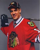 Adam Clendening Chicago Blackhawks LIMITED STOCK 8x10 Photo