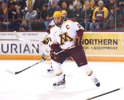 Zach Budish University of Minnesota / Milwaukee Admirals LIMITED STOCK 8x10 Photo
