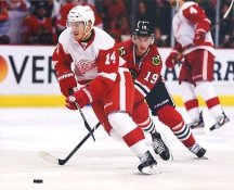 Gustav Nyquist Detroit Red Wings LIMITED STOCK 8x10 Photos