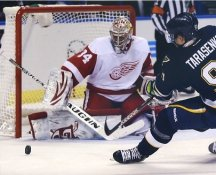 Petr Mrazek Detroit Red Wings LIMITED STOCK SATIN 8x10 Photos