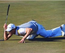 Camilo Villegas PGA Mens Golf LIMITED STOCK SATIN 8X10 Photo