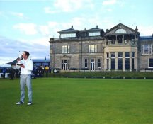 Zach Johnson PGA Mens Golf LIMITED STOCK SATIN 8X10 Photo