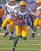 Greg Jennings Green Bay Packers LIMITED STOCK SATIN 8X10 Photo
