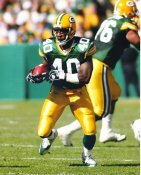 Tony Fisher Green Bay Packers LIMITED STOCK 8X10 Photo