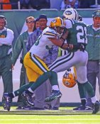 Tramon Williams Green Bay Packers LIMITED STOCK SATIN 8X10 Photo