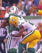Charlie Peprah Green Bay Packers LIMITED STOCK SATIN 8X10 Photo