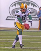 Tim Masthay Green Bay Packers LIMITED STOCK SATIN 8X10 Photo