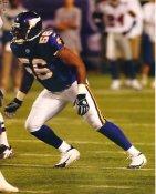 E.J. Henderson Minnesota Vikings LIMITED STOCK 8X10 Photo