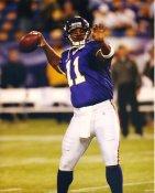 Daunte Culpepper Minnesota Vikings LIMITED STOCK 8X10 Photo