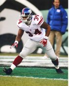 Derrick Ward New York Giants LIMITED STOCK 8X10 Photo