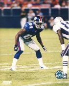 Tim Carter New York Giants LIMITED STOCK 8X10 Photo