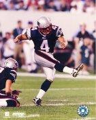 Adam Vinatieri New England Patriots LIMITED STOCK 8X10 Photo