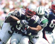 Laurence Maroney New England Patriots LIMITED STOCK SATIN 8X10 Photo