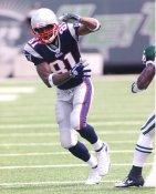 Randy Moss New England Patriots LIMITED STOCK SATIN 8X10 Photo