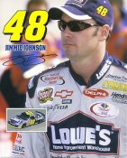 Jimmie Johnson 2003 Racing Composite Glossy Card Stock SUPER SALE 8X10 Photo
