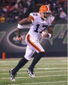 Braylon Edwards Cleveland Browns LIMITED STOCK SATIN 8X10 Photo