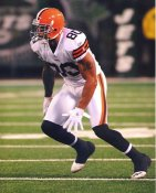 Kellen Winslow Jr Cleveland Browns LIMITED STOCK SATIN 8X10 Photo