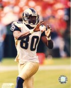 Isaac Bruce New Orleans Saints LIMITED STOCK 8x10 Photo