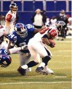 Warrick Dunn Atlanta Falcons LIMITED STOCK 8X10 Photo