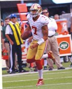Colin Kaepernik San Francisco 49ers LIMITED STOCK SATIN 8X10 Photo