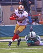 Frank Gore San Francisco 49ers LIMITED STOCK SATIN 8X10 Photo