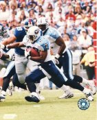 Eddie George Tennessee Titans LIMITED STOCK 8X10 Photo