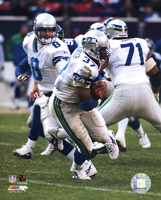 Shaun Alexander Seattle Seahawks LIMITED STOCK 8X10 Photo
