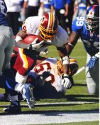 Clinton Portis Washington Redskins LIMITED STOCK 8x10 Photo