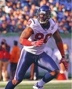 Mario Williams Houston Texans LIMITED STOCK SATIN 8X10 Photo
