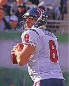 Matt Schaub Houston Texans LIMITED STOCK SATIN 8X10 Photo