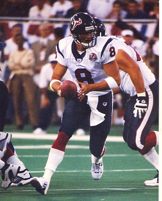 David Carr Houston Texans LIMITED STOCK 8X10 Photo