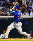 Anthony Rizzo Game 7 World Series 2016 Chicago Cubs SATIN 8X10 Photo