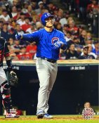 Anthony Rizzo Game 6 Home Run 2016 World Series Chicago Cubs SATIN 8X10 Photo