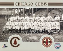 Chicago Cubs 1908 World Series Team SATIN 8X10 Photo