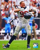 JJ Watt Houston Texans SATIN 8X10 Photo