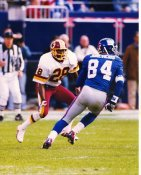 Joe Jurevicius & Darrell Green New York Giants / Washington Redskins LIMITED STOCK 8X10 Photo