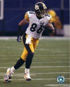 Hines Ward Pittsburgh Steelers LIMITED STOCK 8x10 Photo