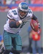Brian Westbrook Philadelphia Eagles LIMITED STOCK SATIN 8X10 Photo