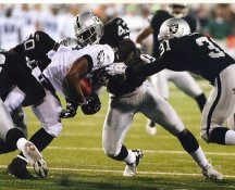 Timi Wusu Oakland Raiders LIMITED STOCK 8X10 Photo